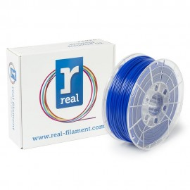 REAL PLA 3D Printer Filament - Blue - spool of 0.5Kg - 1.75mm