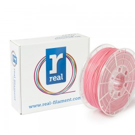 REAL PLA 3D Printer Filament - Fluorescent Pink - spool of 0.5Kg - 1.75mm