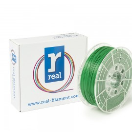 REAL PLA 3D Printer Filament - Green - spool of 0.5Kg - 1.75mm