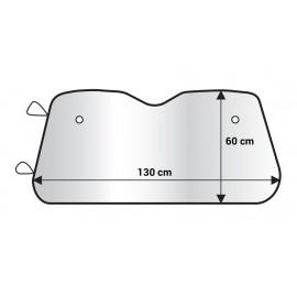 AMIO Ηλιοπροστασία παρμπρίζ αυτοκινήτου 01536, 130x60cm