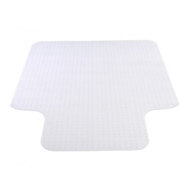 BRATECK Προστατευτικό δαπέδου PVC, Αντιολισθητική επίστρωση, Transparent