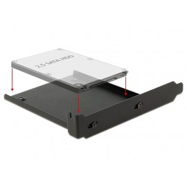 "DELOCK Tray μετατροπής από PC slot σε 1x 2.5"" HDD bay"
