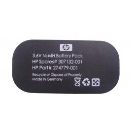 HP used Battery Pack 3.6V 500mAh Ni-MH