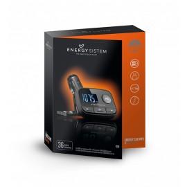 ENERGY SISTEM Car Trasmitter F2 Black knight, SD/USB/Line in, μαύρo
