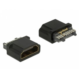 DELOCK Connector HDMI-A, female