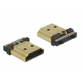 DELOCK Connector HDMI-A, male