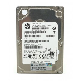 HP used SAS HDD 689287-003, 600GB, 6G, 10K, 2.5""