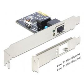 DELOCK PCI Express Card σε 1x Gigabit LAN 10/100/1000