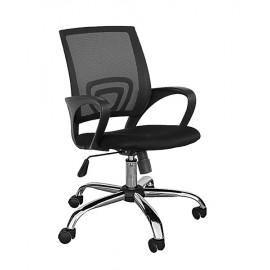 TNS Καρέκλα γραφείου AB-9050BKL, εργονομική, ρυθμιζόμενη, μαύρη