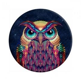 Sticky Pad για smartphone, πολλαπλών χρήσεων, Owl