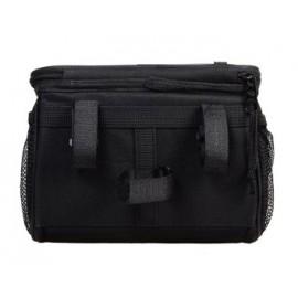ROSWHEEL Τσάντα για τιμόνι ποδηλάτου, Αδιάβροχη, 3.5L, Black