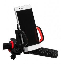 Βάση ποδηλάτου για Smartphone Handlebar με 360° περιστροφή, Black