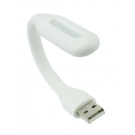 Flexible USB LED Lamp για Notebook, White