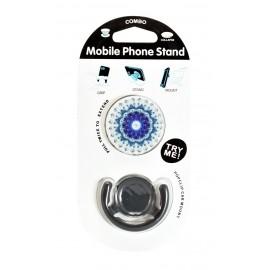 Pop mobile stand & holder με βάση αυτοκινήτου, mandala colors