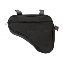 Τσάντα για σκελετό ποδηλάτου, μαύρη