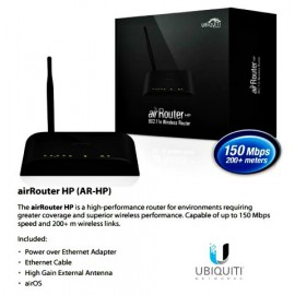 UBIQUITI AirRouter-HP Indoor 802.11b/g/n High Power Wireless Router