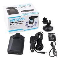 """Κάμερα αυτοκινήτου HD DVR AK173, Full HD, 2.5"""" LCD"""