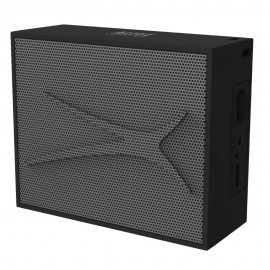 ALTEC LANSING φορητό ηχείο Pocket Urban Sound, 2W, Aux, μαύρο