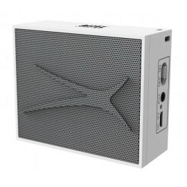 ALTEC LANSING φορητό ηχείο Pocket Urban Sound, 2W, Aux, λευκό