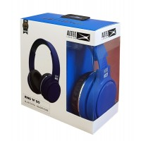 ALTEC LANSING bluetooth headphones Ring 'n' Go, 110dB, 40mm, μπλε