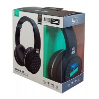 ALTEC LANSING bluetooth headphones Ring 'n' Go play & party, μαύρα