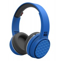 ALTEC LANSING bluetooth headphones Ring 'n' Go play & party, μπλε