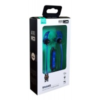 ALTEC LANSING Bluetooth earphones Snake, 115dB, μπλε