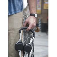ALTEC LANSING Bluetooth headphones Shadow Star 118dB, Touch, μαύρο-ασημί