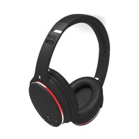 ALTEC LANSING Bluetooth headphones Slim, Noise Cancellation, μαύρα