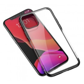 BASEUS θήκη Shining για iPhone 11 Pro ARAPIPH58S-MD01, διάφανη-μαύρη