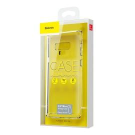 BASEUS θήκη Airbag για Samsung Note 9 ARSANOTE9-SF02, διάφανη