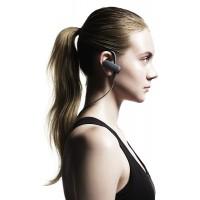 AUDIO-TECHNICA bluetooth earphones ATH-SPORT70BT, 9mm, μαύρα