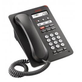 AVAYA used IP Phone 1603SW-I, POE, Dark Gray