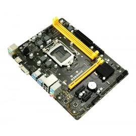 BIOSTAR Μητρική B365MHC, 2x DDR4, s1151, USB 3.1, HDMI, mATX, Ver. 6.1