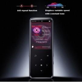 "BENJIE Mp4 Player K11 BJ-A12PLUS, Bluetooth, 2.4"" OLED, με ηχείο, μαύρο"
