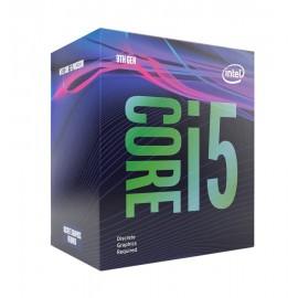 INTEL CPU Core i5-9400F, Six Core, 2.9GHz, 9MB Cache, LGA1151