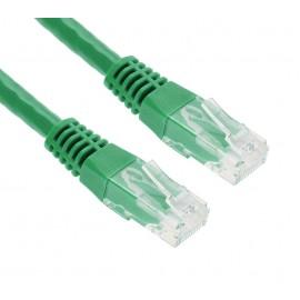 POWERTECH Καλώδιο UTP Cat 5e, CCA, 2m, Green