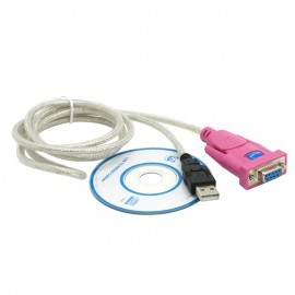 POWERTECH καλώδιο USB 2.0V σε Serial 9pin (M), 1.5m