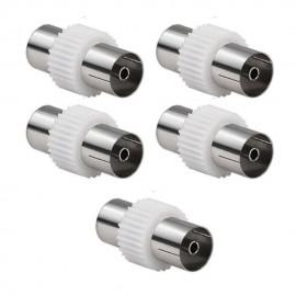 Powertech adapter 9.5mm (F-F) - 5TEM