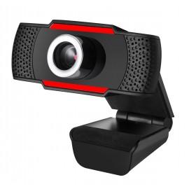 Web κάμερα CAM06, USB, Full HD, μικρόφωνο, Plug & Play, μαύρη