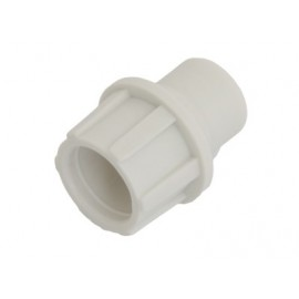 "TELECOM ""Cut and Push"" plastic coaxial connector, patented, Gray 5 ΤΕΜ."