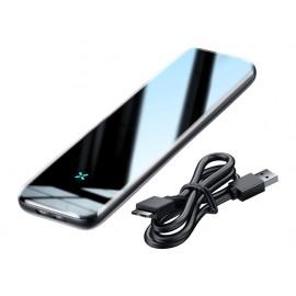 BASEUS θήκη για Μ.2 B key CAYPH-D0G, Micro B, USB3.2 5Gbps, 2TB, γκρι