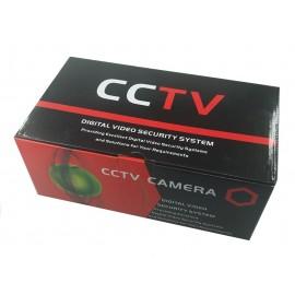 LONGSE Υβριδική Κάμερα 1080p, 3.6mm, 2.1MP, IR 60M, πλαστικό σώμα