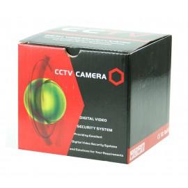 LONGSE Υβριδική Κάμερα CCTV-007 720p, 2.8mm, 1ΜP, IR 20M, metal