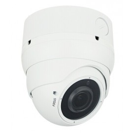 LONGSE Υβριδ. Κάμερα Varifocal 720p, 2.8-12mm, 1ΜP, IR 20M, μετ/κό σώμα