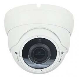 LONGSE Υβριδική Κάμερα CCTV-011 Varifocal 720p, 2.8-12mm, IR 20M, metal