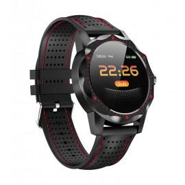 COLMI Smartwatch Sky 1 CLM-SKY1-RD, έγχρωμη οθόνη, IP68, μαύρο