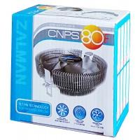 ZALMAN Ψύκτρα CNPS80F , για υπολογιστή, 2500RPM, 23.8dBA, fan 80mm