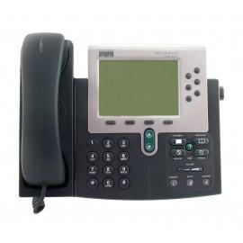 Cisco Used IP Phone 7960G, Dark Gray
