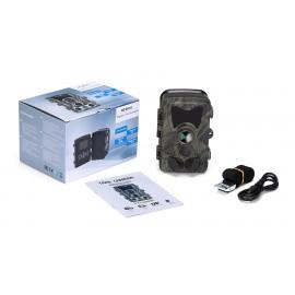 """Εξωτερική κάμερα DC-801A, 16MP, Full HD, 2"""" LCD, IP66"""
